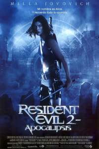 Resident Evil: Apocalipsis – HD Latino 1080p – Online