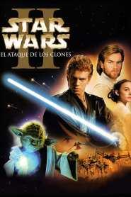 Star Wars – Episodio II El ataque de los clones – Latino HD 1080p – Online