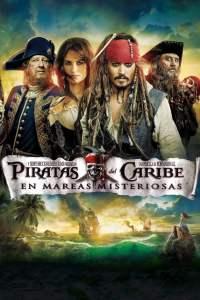 Piratas del Caribe 4: Navegando en Aguas Misteriosas – Latino HD 1080p – Online
