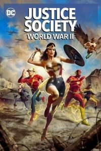 Justice Society: World War II 2021 – Latino HD 1080p – Online