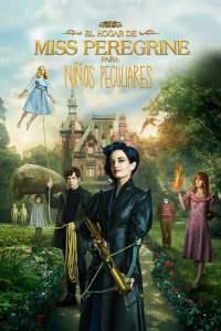 Miss Peregrine y los niños peculiares – Latino HD 1080p – Online