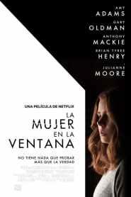La mujer en la ventana – Latino HD 1080p – Online