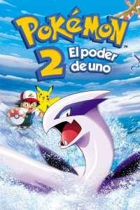 Pokémon 2 – El poder de uno – Latino HD 1080p – Online