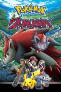 Pokémon: Zoroak el maestro de ilusiones – Latino HD 1080p – Online