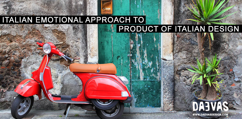 Italian Emotional Approach To Product of Italian Design image