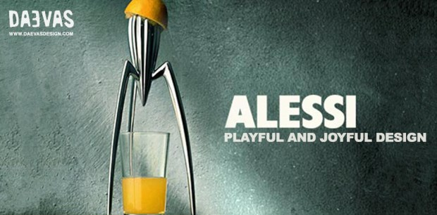 Alessi – Playful And Joyful Design Image