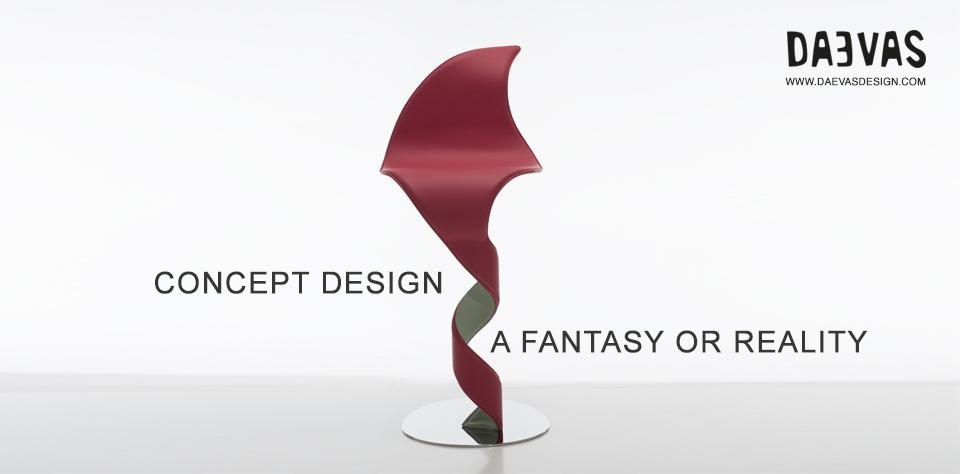 Concept Design | A Fantasy Or Reality Image