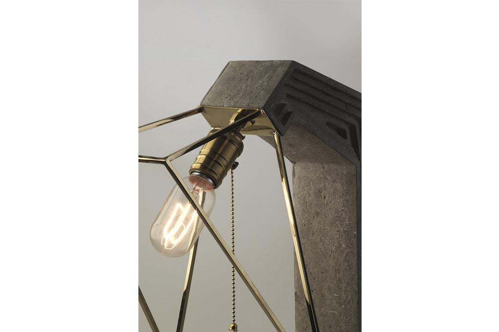 Inside Out Concrete Lamp Image