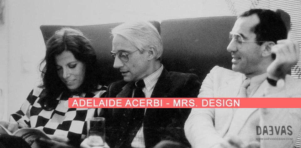 Adelaide Acerbi | Mrs. Design Image