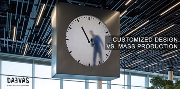 Customized Design Vs. Mass Production – New Era For Designers, Artisans And Craftsmen Image