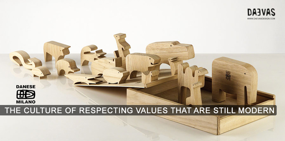 Danese – The Culture Of Respecting Values That Are Still Modern Image