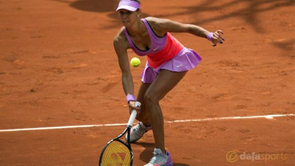 Maria Sharapova expecting tricky test - Dafabet Sports