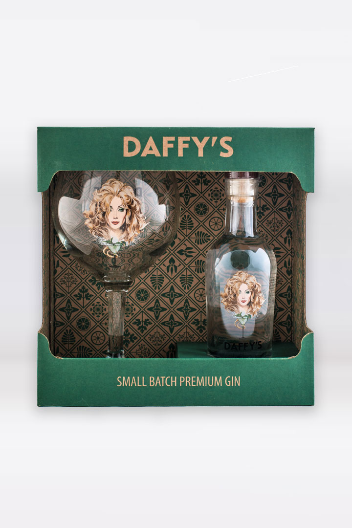 Daffy's Gin Gift Set