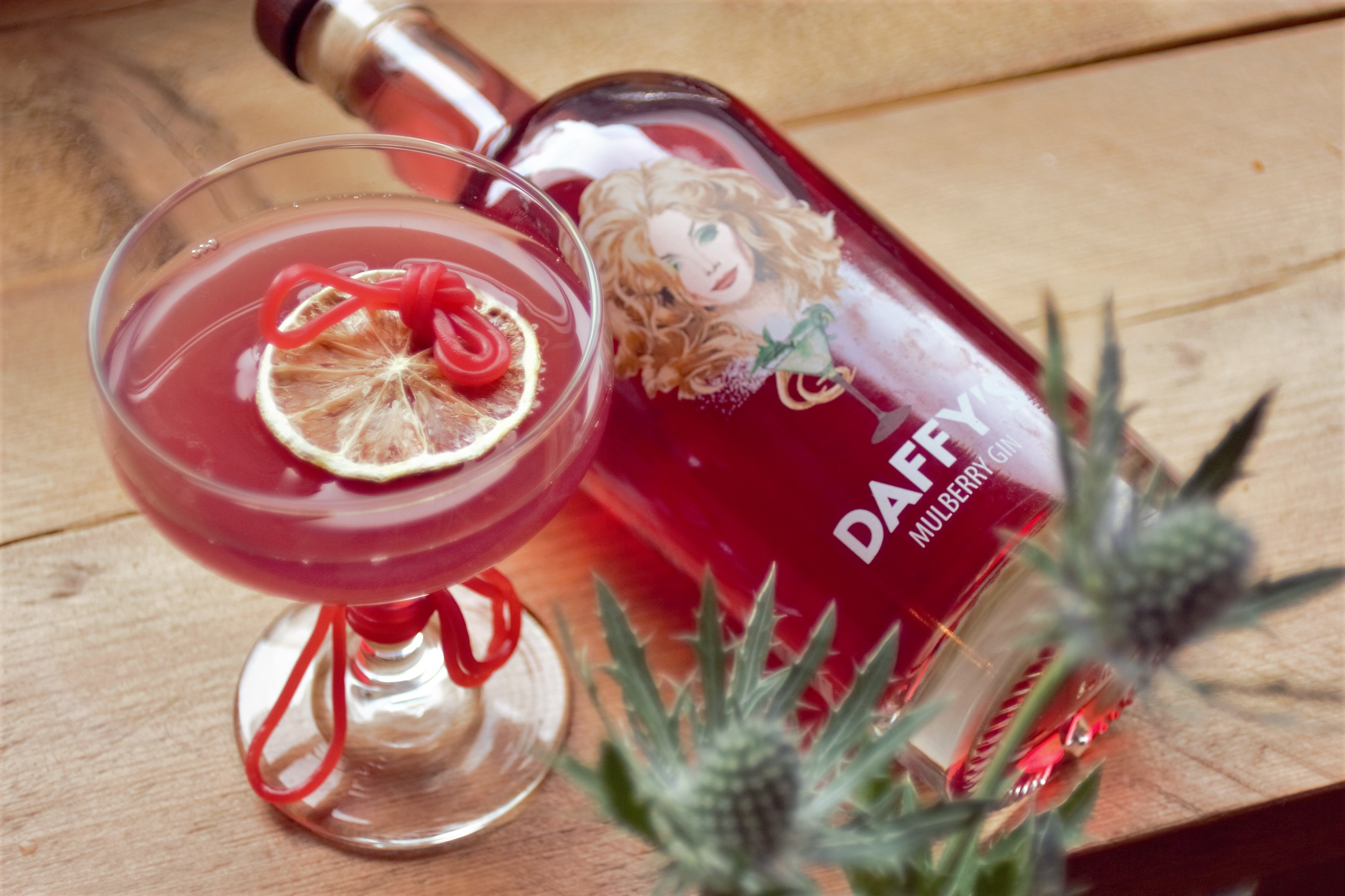 Daffy's Mulberry Gin