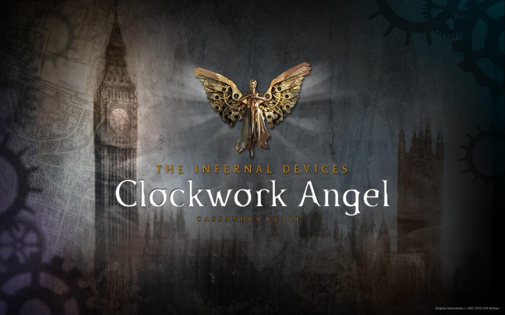 Резултат с изображение за clockwork angel