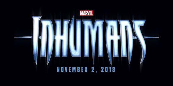 Inhumans movie logo? - forum | dafont.com