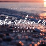 Shorelines Font Free