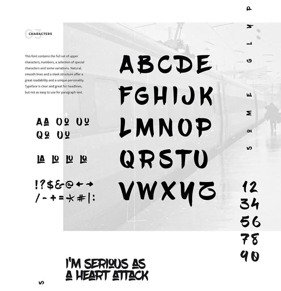 02_blowbrush_free-font