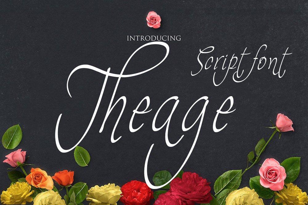 theage-font