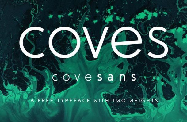 Coves Font Free