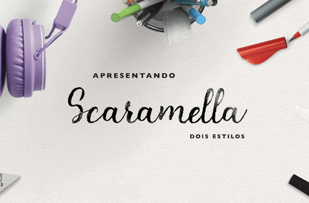 Scaramella Font