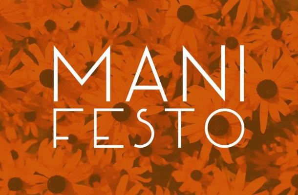 Manifesto Font Free