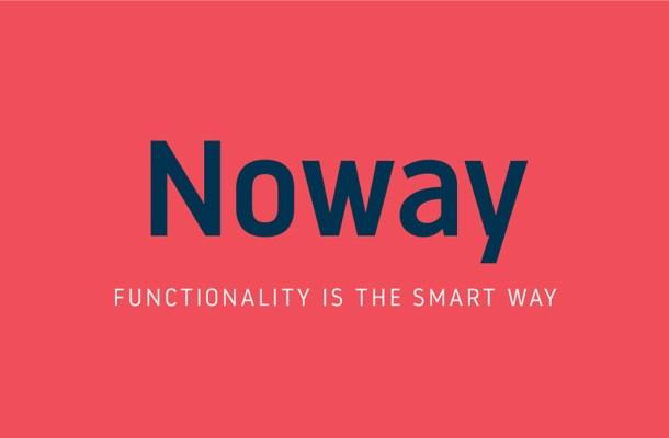 Noway Font Family