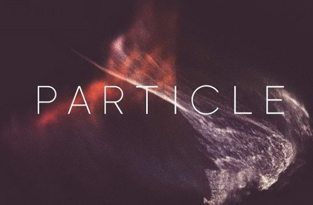 Particle Typeface Free