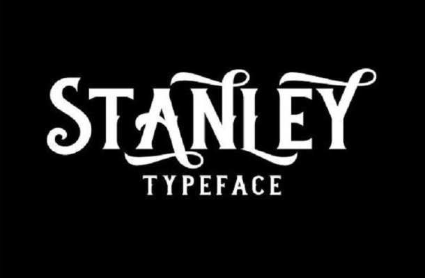 Stanley Typeface Free