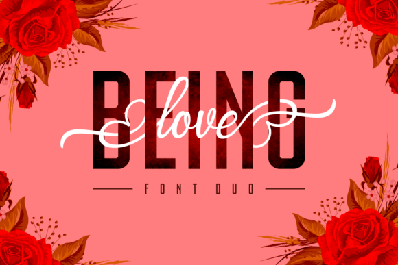 Being Love Duo Font Free