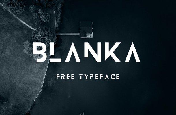BLANKA Font Free