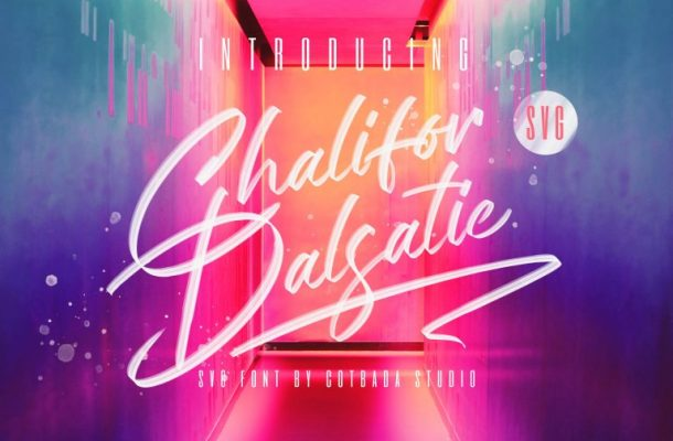 Chalifor Dalsatic Script Font Free