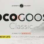 Cocogoose Classic Font Famly Free