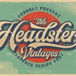 Headster Typeface Free