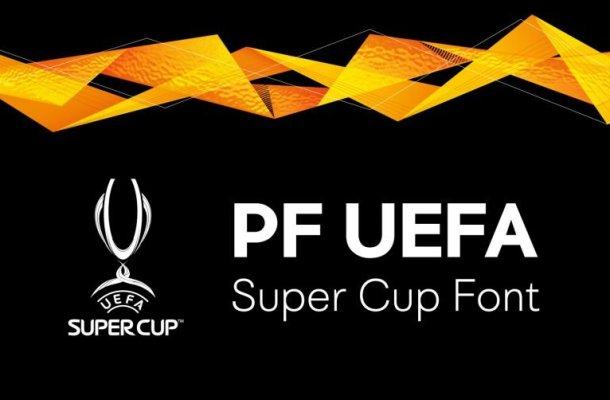 PF UEFA Font Free