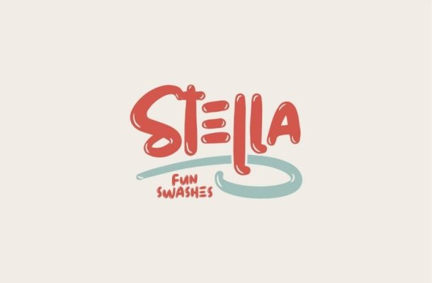 Stella Script Font Free