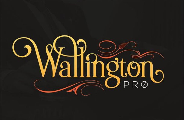 The Wallington Pro Font Free