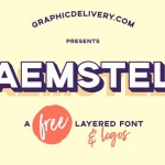 Aemstel Font Family Free