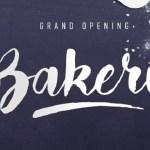 Bakery Font Free