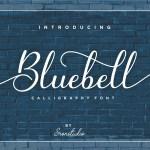 Bluebell Script Font Free