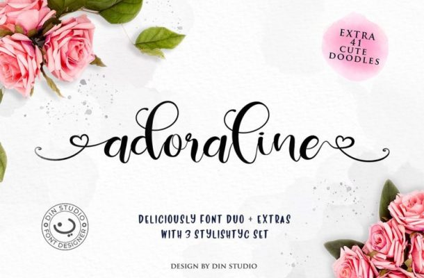 Deliciously Brush Font Free