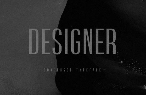 Designer Font Family Free