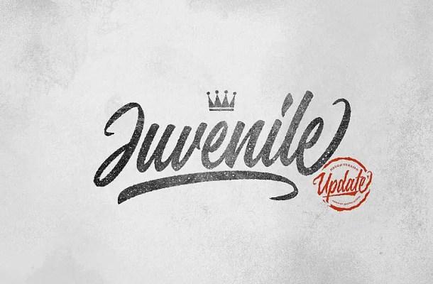 Juvenile Typeface Free