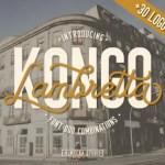 Lambretta Kongo Font Duo Free