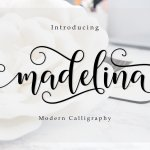 Madelina Script Font Free
