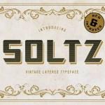 Soltz Typeface Free