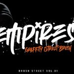 Empires Brush Font Free