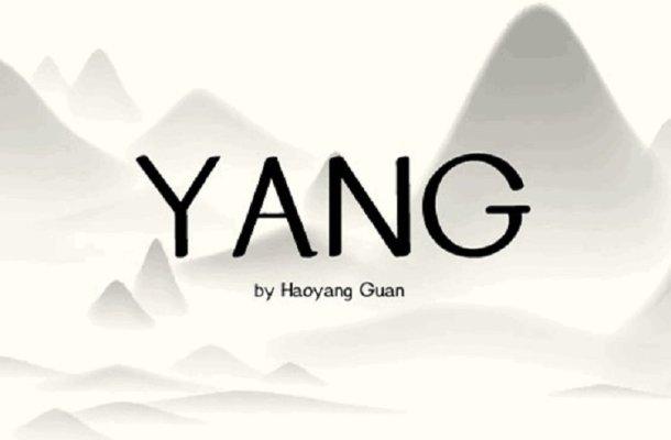 YANG Typeface Free