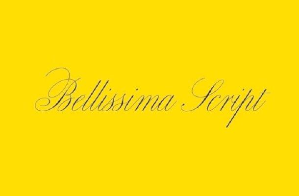 Bellissima Script Font