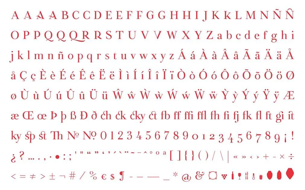 Botera Serif Typeface-3